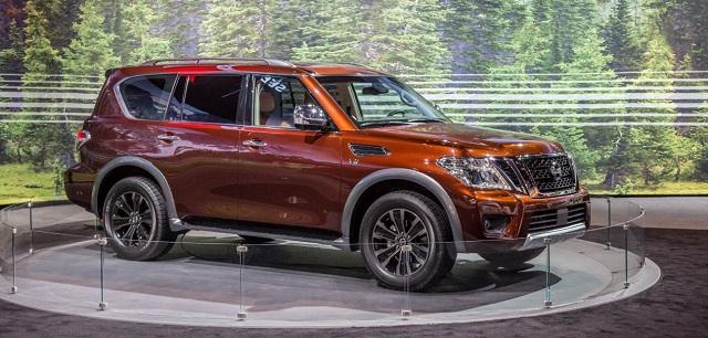 2020 Nissan Armada price