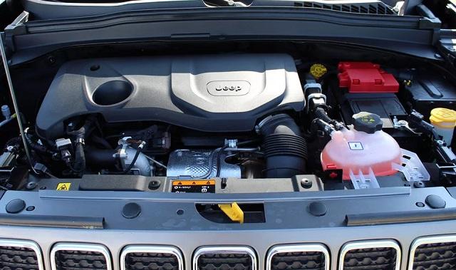 2020 Jeep Renegade PHEV specs