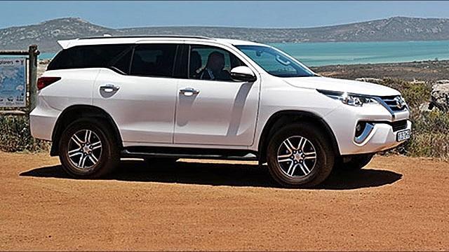 2020 Toyota Fortuner usa
