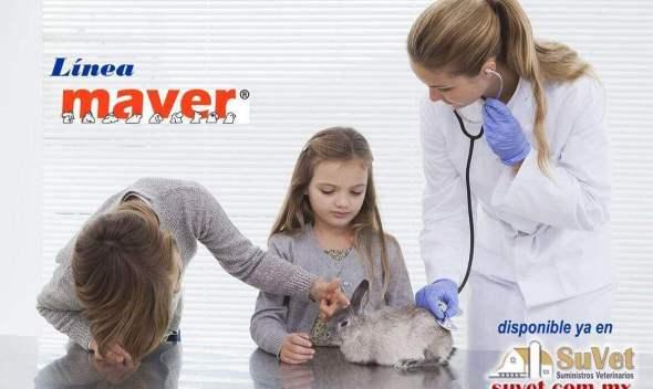 Línea Maver disponible ya en Suvet