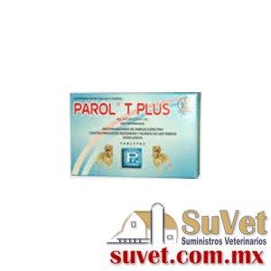 PAROL T Plus® 10 kg caja con 12 tabletas - SUVET