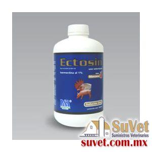 ECTOSIN® 1% solución Oral AGUA BEBIDA frasco de 1000 ml - SUVET