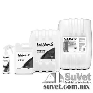 SoluVet® Bio-Seguridad garrafa de 20 lt - SUVET
