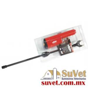 "Hot Shot rojo flexible 42"" pieza - SUVET"