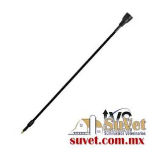 "Batería para chicharra HOT SHOT GREEN W/FLEXIBLE SHAFT 32"" pieza - SUVET"