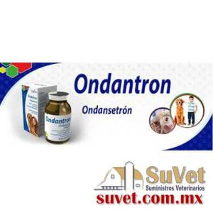 Ondantron inyectable frasco de 10 ml - SUVET