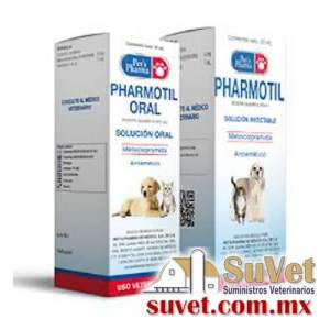 Pharmotil Oral gotero de 15 ml - SUVET