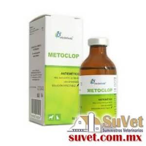 Metoclop frasco de 10 ml - SUVET