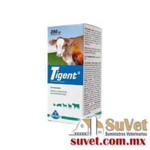 Tigent ® frasco de 250 ml - SUVET