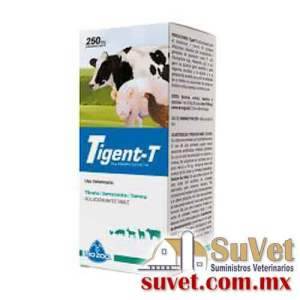 Tigent-t frasco de 100 ml - SUVET