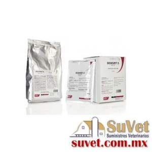 Doxivet 5 polvo soluble (sobre pedido) caja con 10 sobres de 100 g - SUVET
