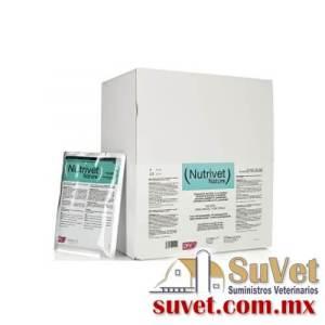 Nutrivet nature (sobre pedido) caja con 50 sobress de 100 g - SUVET