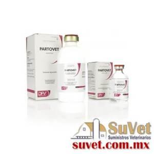 Partovet (sobre pedido) caja con 24 frascos de 250 ml - SUVET