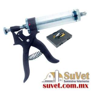 Jeringa tipo pistola Europlex Top 50 ml (sobre pedido) pieza de 50 ml - SUVET