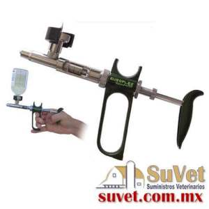 Vacunador Europlex 5 ml vial (sobre pedido) pieza - SUVET