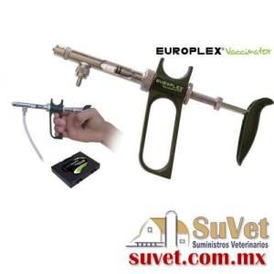 Vacunador Europlex plus 2  ml con tubo (sobre pedido) pieza - SUVET