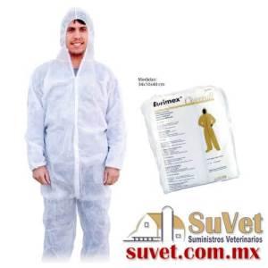 Eurimex Coverall L mono desechable (sobre pedido) bolsa de 5 pz - SUVET