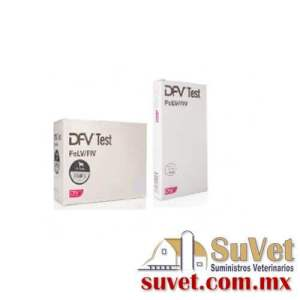 DFV test felf+fiv  10 determinaciones (sobre pedido) caja de 10 pz - SUVET