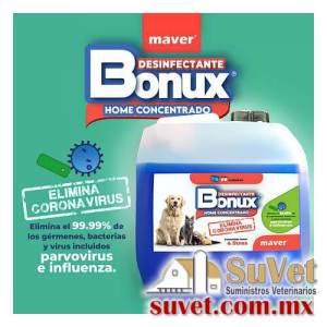 BONUX Home Concentrado garrafa de 4 lt - SUVET