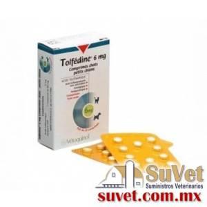Tolfédine ® caja de 20 comprimidos - SUVET