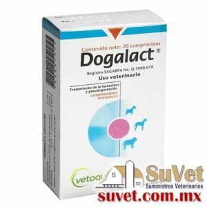 Dogalact ® caja de 20 comprimidos - SUVET