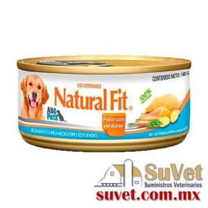 NF Adulto RP Pollo con verduras 140 g lata de 140 gr - SUVET