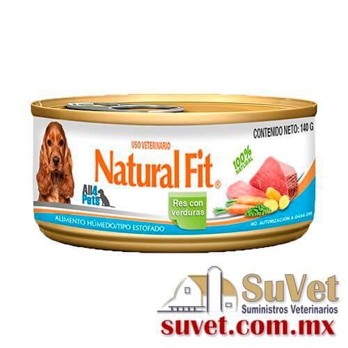 NF Adulto RP Res con verduras 140 g lata de 140 gr - SUVET
