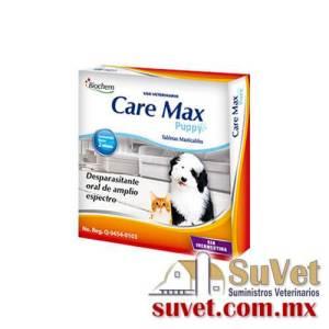 Care Max Puppy 6 tabs. caja de 6 tabletas - SUVET
