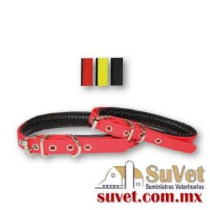 Collar nyl pvc eva roj ch  pieza de 1 pieza - SUVET