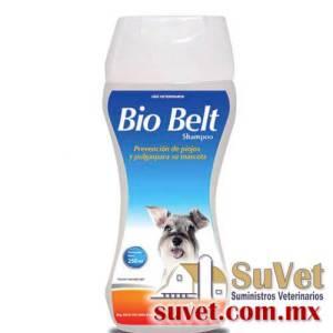 Bio Belt Shampoo 250 ml botella de 250 ml - SUVET