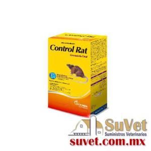 Control Rat Interior 5 Kg caja de 1 bolsa - SUVET