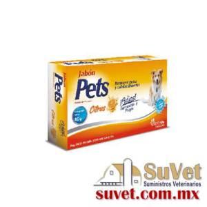 Pets Jabón 80 g caja de 80 gr - SUVET