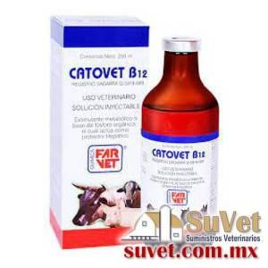 Catovet B12 frasco de 100 ml - SUVET