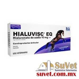 HIALUVISC EQ ® 10 mg/mL  SOL.INY Sobre pedido frasco de 4 ml - SUVET