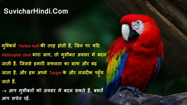 Attitude Thought in Hindi