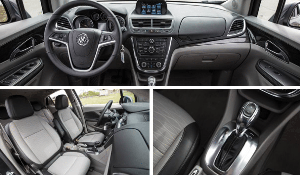 2020 Buick Encore Sport Touring Concept and Engine