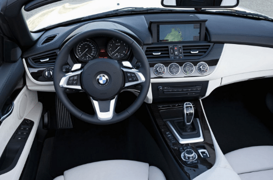 2019 BMW Z4 Concept, Changes, and Release Date