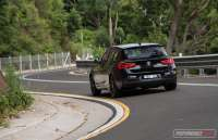 2018 BMW M140i handling  Drivetrain