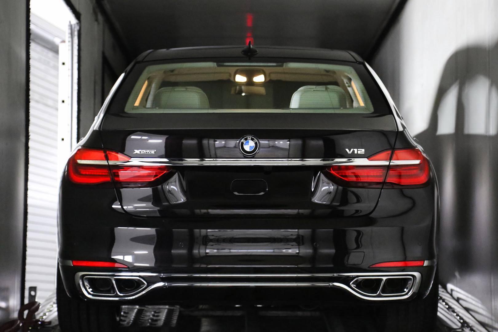 2018 BMW M760 Li XDrive Redesign  Price
