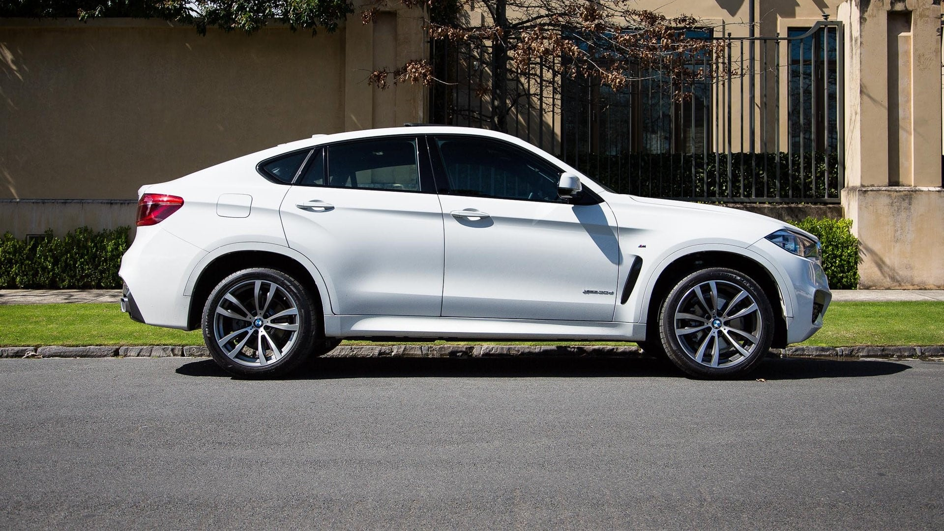 2019 BMW X6 Images