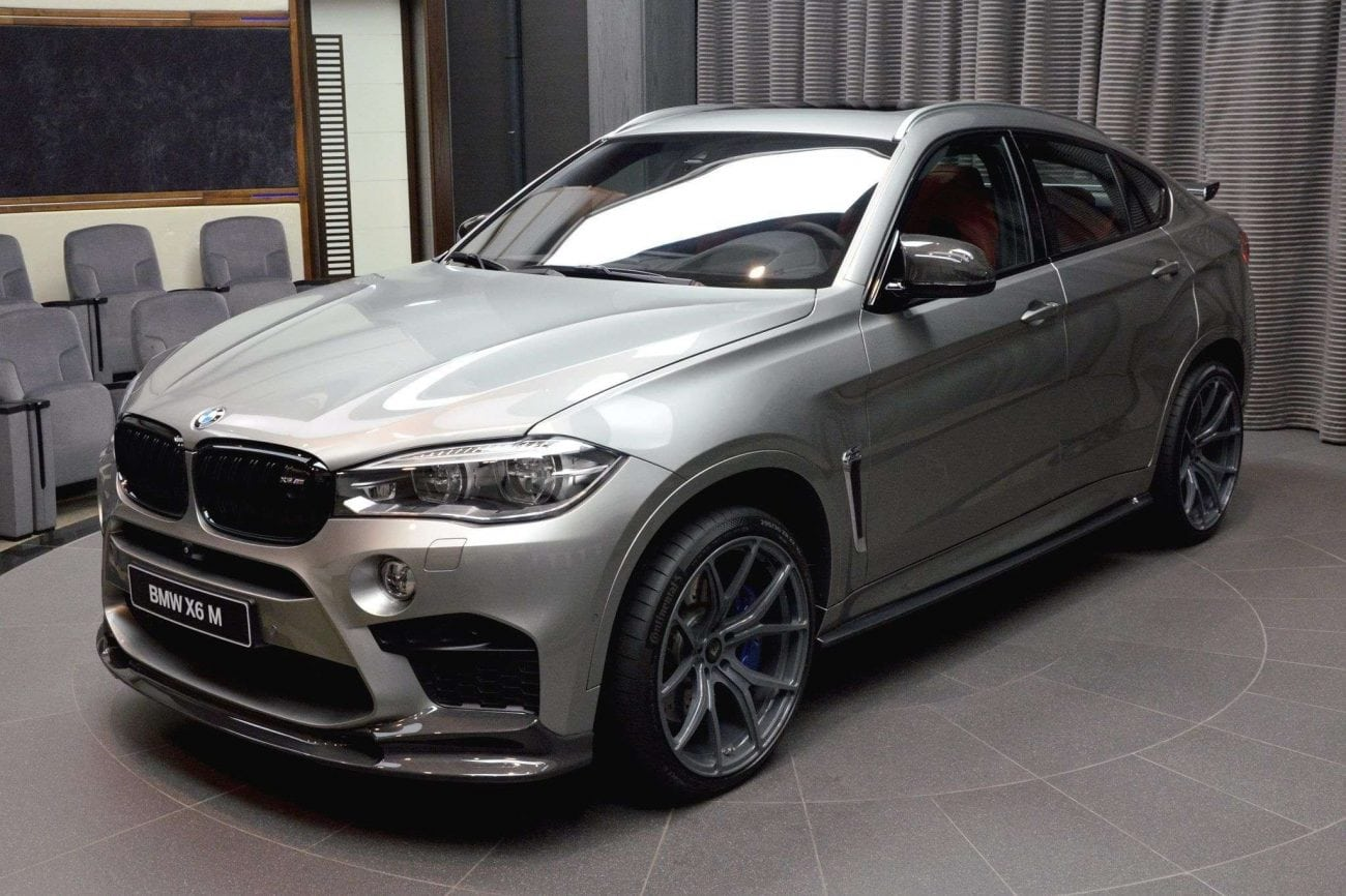 2019 BMW X6 Wallpaper