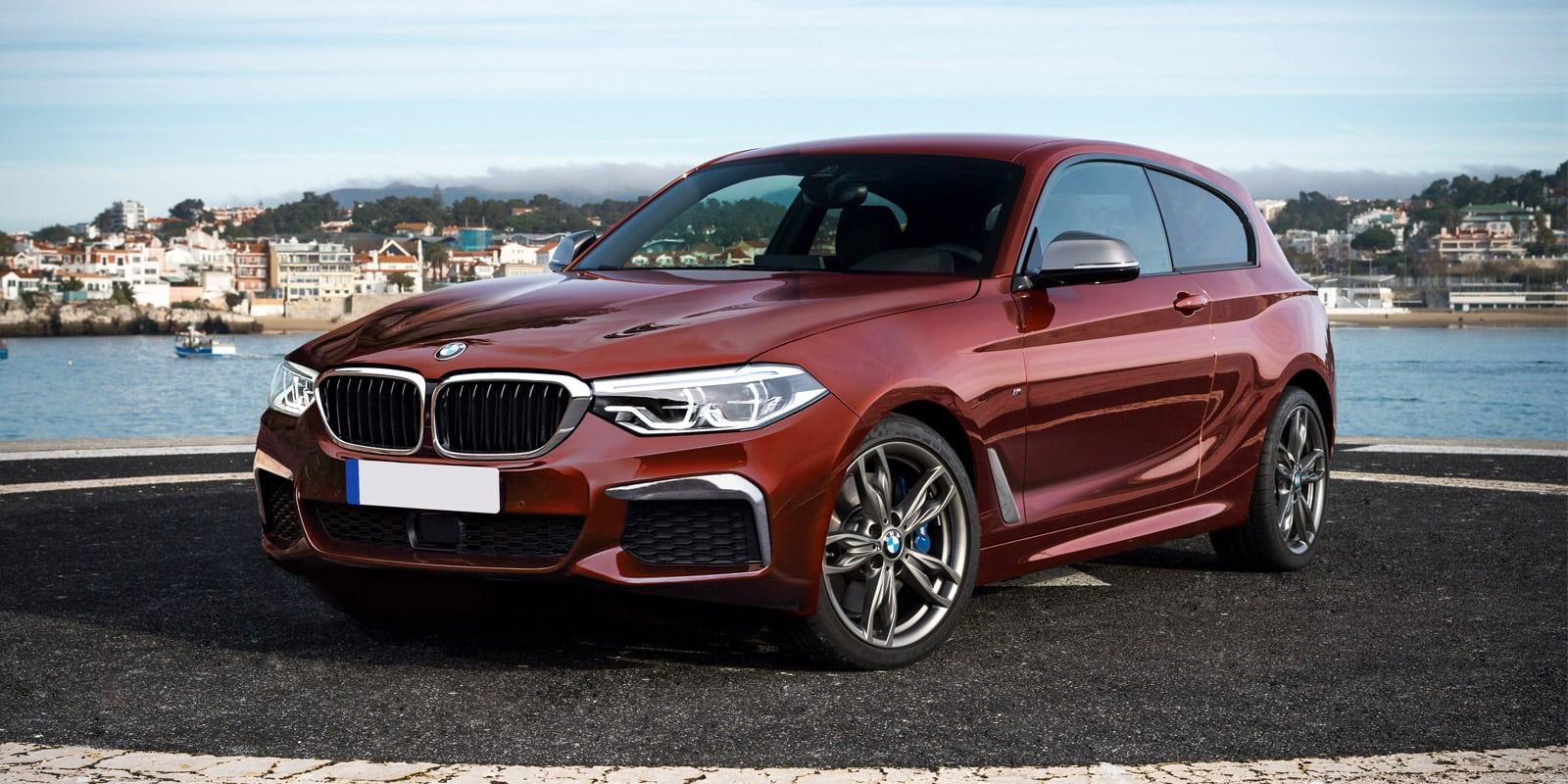 2020 BMW 1 Engine