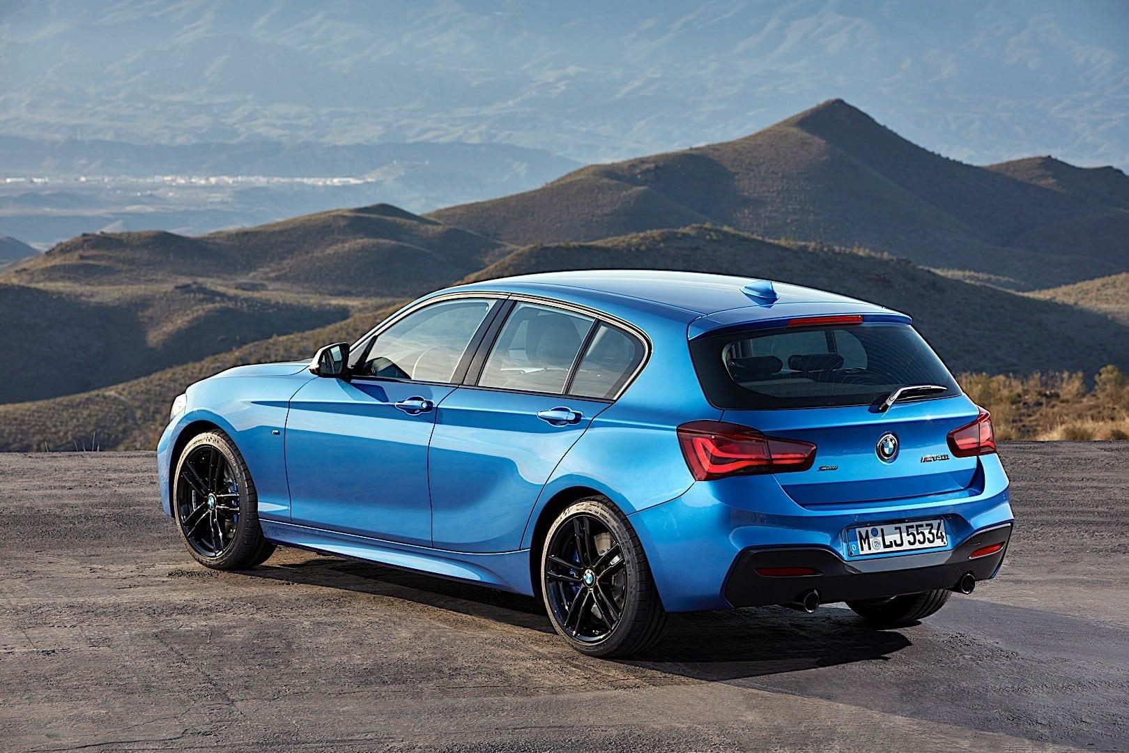 2020 BMW 1 Series Spy Photos