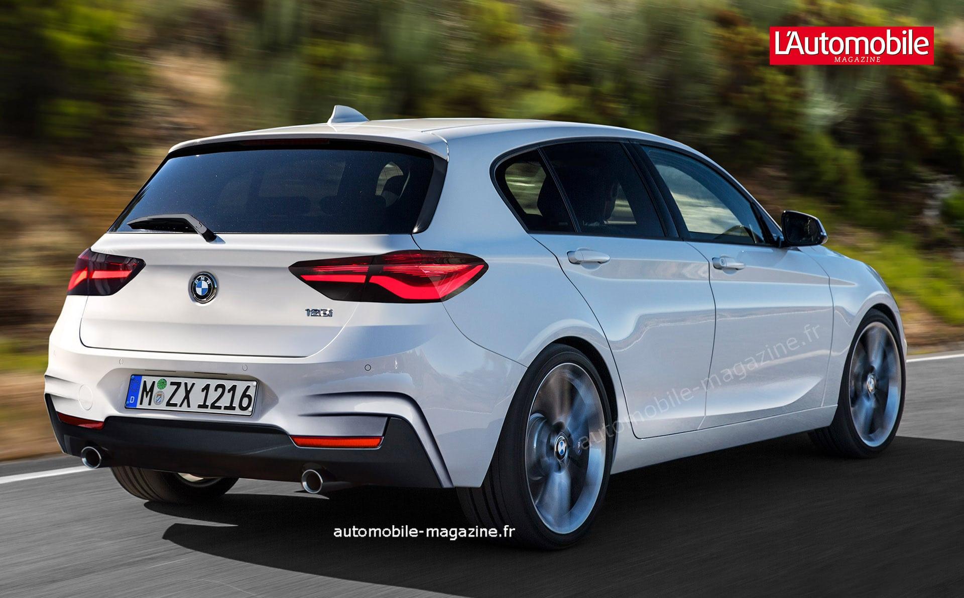 2020 BMW 1 Wallpaper