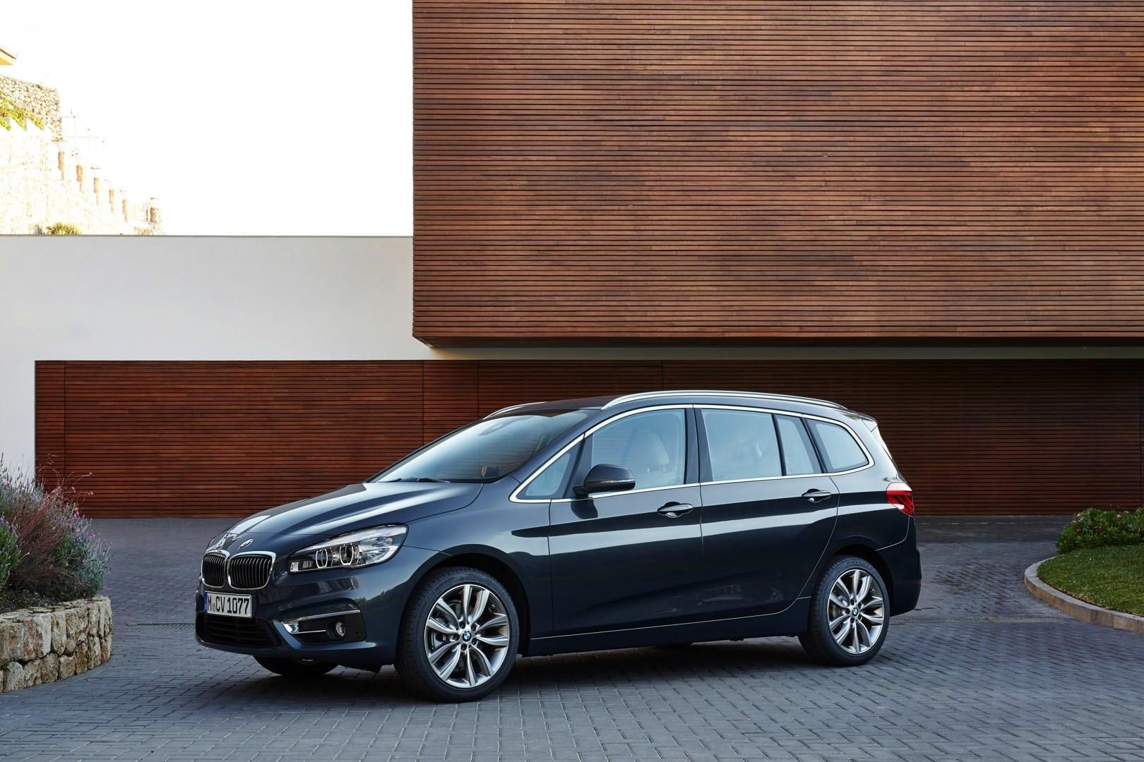 2020 BMW 2 Series Gran Tourer Exterior
