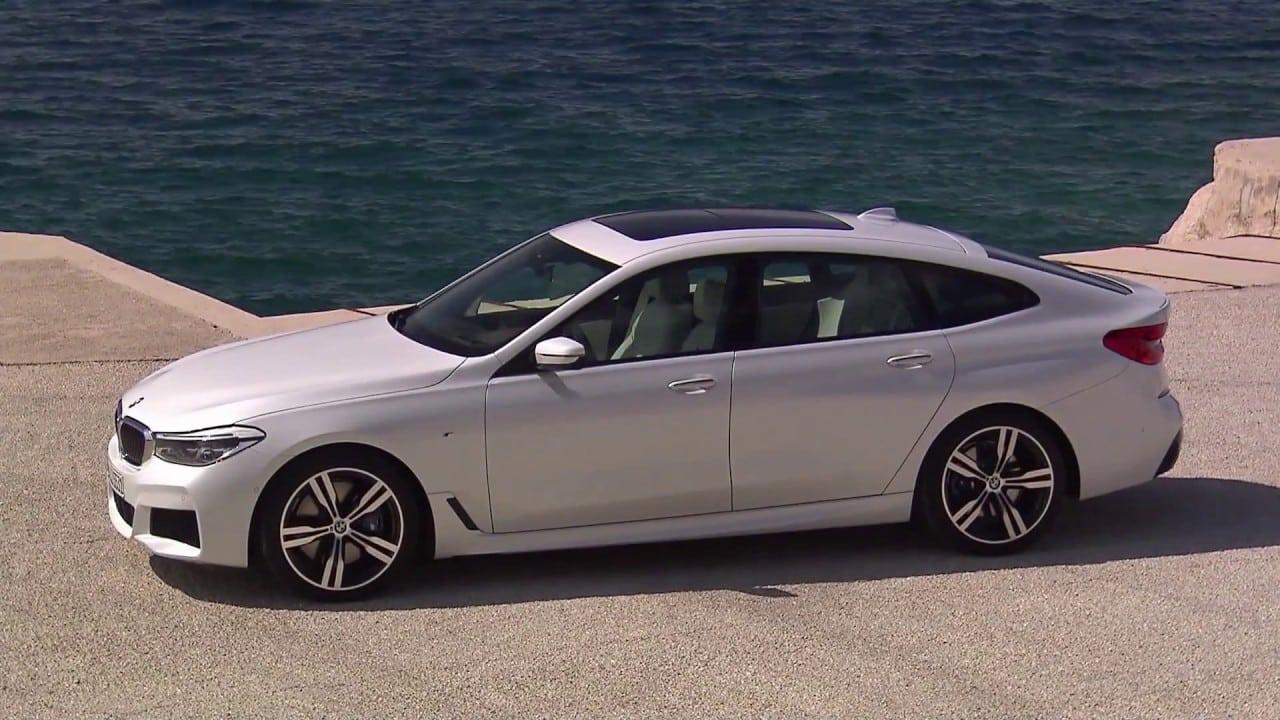 2020 BMW 3 Series Gran Turismo Drivetrain