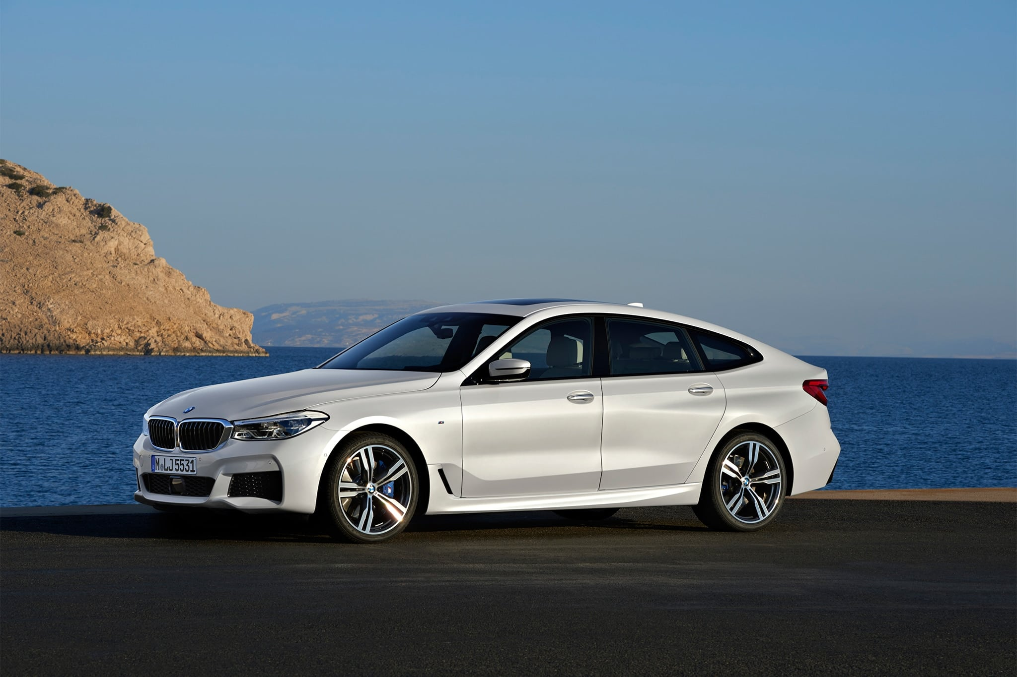 2020 BMW 3 Series Gran Turismo Engine