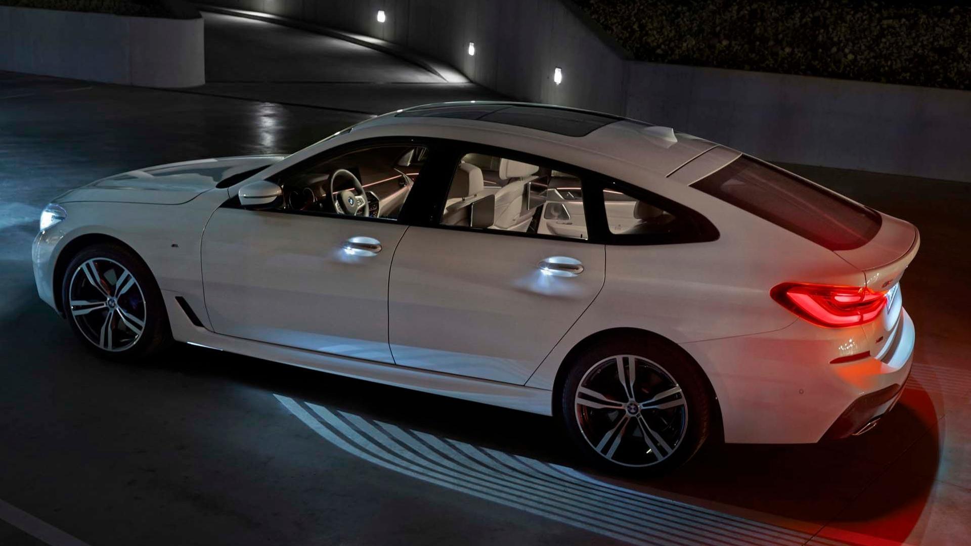 2020 BMW 3 Series Gran Turismo Interior