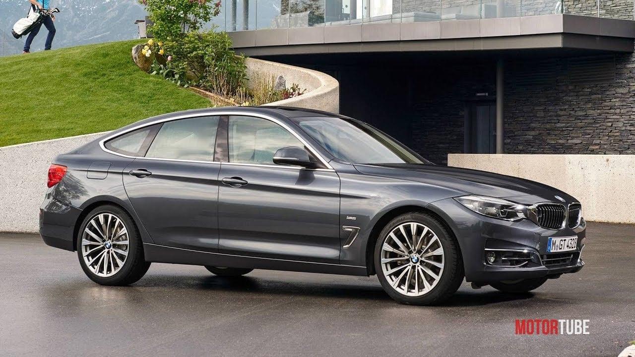 2020 BMW 3 Series Gran Turismo Wallpaper