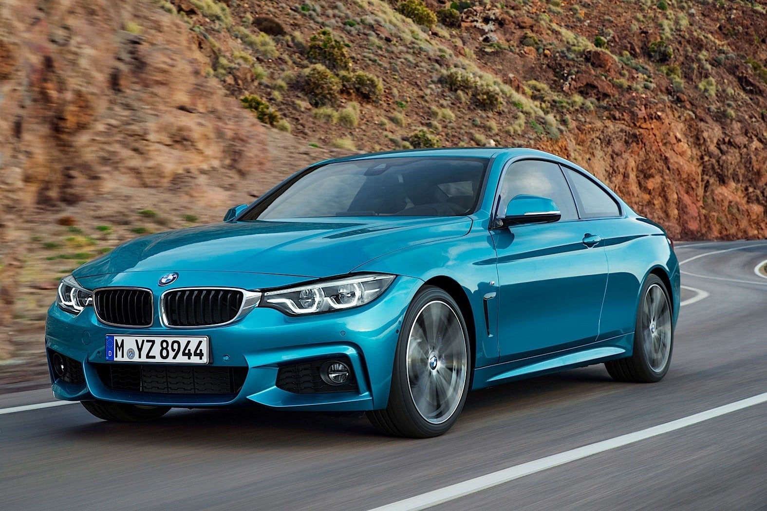 2020 BMW 4 Series Wallpaper